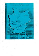 VINTAGE US ARMY MAJOR COMBAT UNITS WEST GERMANY WEST BERLIN TRANSPARENCY BP23