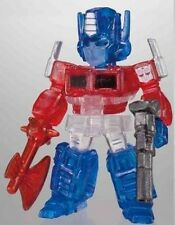 Transformers D Collection Optimus Prime Clear Mini Figure Series 1 Kabaya