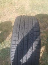 265/50R20 Kumho used tyres