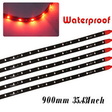 "2pcs 35"" Car Motorcycle Truck Boat LED Strip Interior Cargo Light 12V Waterproof"