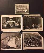 ORIGINAL KRAFT FOODS 1950'S PHOTOGRAPHS ROUNDUP CONVENTION DALLAS TX LITTLE ROCK