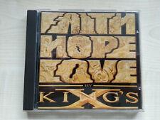 King's X - Faith Hope Love ( CD 1990 Germany 756782145-2)