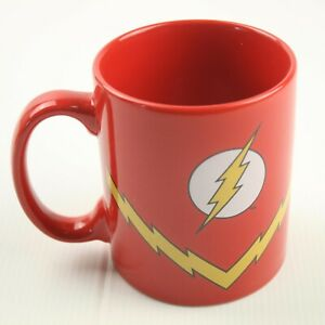 DC Comics The Flash Red Coffee Mug
