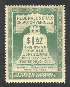 Motor Vehicle Use Tax revenue Scott RV2