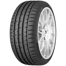 KIT 4 PZ PNEUMATICI GOMME CONTINENTAL CONTISPORTCONTACT 3 FR REN 195/45R16 80V