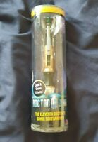 Doctor Who THE 11TH DOCTOR'S SONIC SCREWDRIVER With Light & Sound IN BOX