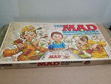 VINTAGE PARKER BROTHERS 1979 MAD MAGAZINE BOARD GAME COMPLETE GOOD COND