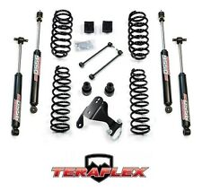 "TeraFlex 2.5"" Suspension Lift Kit w/ 9550 Shocks 07-18 Jeep Wrangler JK 4 Door"