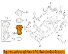 NISSAN OEM 05-17 Frontier-Fuel Pump 17040ZZ00A