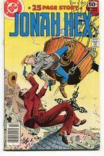 Jonah Hex 17 VF/NM (1977) DC Comics CBX201