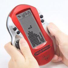 Retro Classic Tetris Handheld Game Console Mini Pocket Handheld Game Player Buil