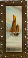 Garman Morris (c.1900-1930) - Signed & Framed Watercolour, Off Yarmouth