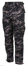 military style cargo pants bdu trousers subdued urban digital camo rothco XXL