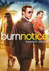 Burn Notice: Season Seven (DVD, 2013, 4-Disc Set)