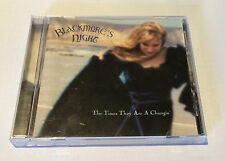 BLACKMORE'S NIGHT - The Times They Are A Changin' CD Single German Pressing