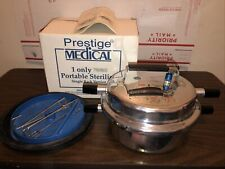 Prestige Medical Portable Steam Sterilizer 7500 Series Meets Who Requirements
