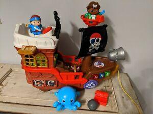 VTech Treasure Seekers Pirate Ship Kid Toy