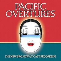 Pacific Overtures (2004 Broadway Revival Cast)  Audio CD
