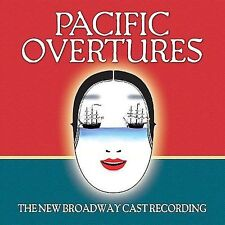 NEW Pacific Overtures (2004 Broadway Revival Cast) (Audio CD)