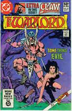 Warlord # 49 (Mike Grell, así que Claw) (Estados Unidos, 1981)