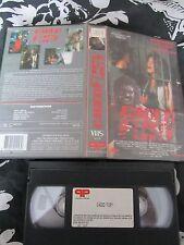 Caged Fury de Bill Milling, VHS Partner & Partner, Action, RARE!!!