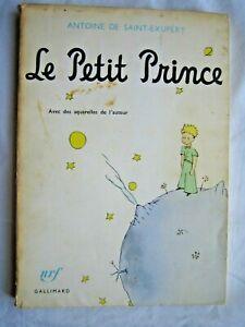 LE PETIT PRINCE - DE SAINT EXUPERY - GALLIMARD 1971
