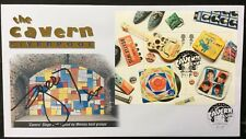 GERRY (& Pacemakers)  MARSDEN Signed 9.1.2007 Beatles Cavern Club, Liverpool FDC
