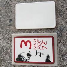 Milan Patch BadgeToppa celebrativa 3 SOLO PER TE Paolo Maldini Stilcreen