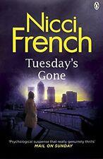 Tuesday's Gone (Frieda Klein 2) por Nicci Francés Libro de Bolsillo