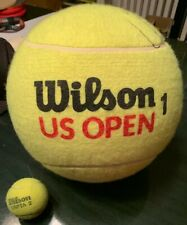 John McEnroe Autographed Wilson US Open Signed Giant Tennis Ball Rare SEE PICS