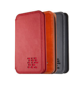 iPhone 6S & 6 Leather Slim Flip Case - Real Luxury Leather- Free Personalisation