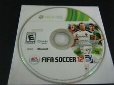 FIFA Soccer 12 (Microsoft Xbox 360, 2011) - Disc Only!!!