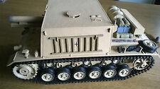 Panzer III RESIN Umbausatz 15 cm Sturm - Infanteriegeschütz 33 (B) 1:16 (56)