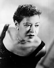 "Billie Holiday 10"" x 8"" Photograph no 8"