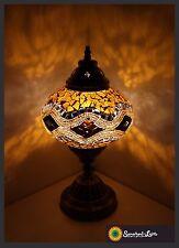 Mosaiklampe L orientalische Lampe türkische mosaiklampe Samarkand-Lights Gold