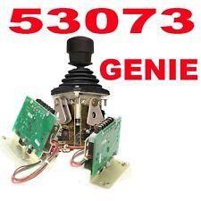 Genie Part 53073 , 53073GT - NEW Genie Joystick Controller with PC Boards