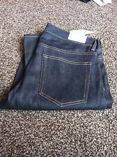 Our Legacy ZERO  Cut    dark Blue Jeans  W34 - L32 Made in Italy NEW