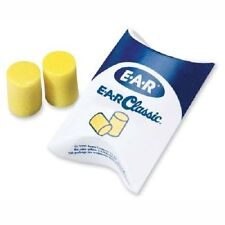 3M 310-1001 E-A-R Classic Uncorded Earplugs, Hearing Conservation in Pillow Pack