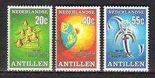 Dutch Antilles - 1977 50 years juwellers Mi. 338-40 MNH