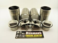 Rover k series 1.8 turbo pistons + liners set of 4 ,Rover 75, MG zt FREE P+P