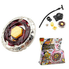 Black BB-118 Fight Master Beyblade Metal Fusion Phantom Orion B:D System Safe
