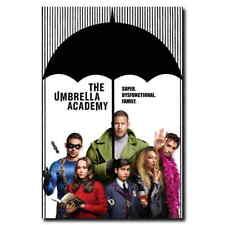 The Umbrella Academy 24x36inch TV Shows Silk Poster Wall Decoration Art Print