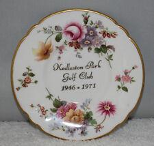 Royal Crown Derby - Derby Posies - Pin dish for Kedleston Park Golf Club - 1971