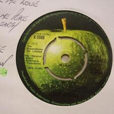"""George Harrison(7"""" Vinyl 1st Issue)Give Me Love Give Me Peace / Miss O'De-Ex/Ex+"""