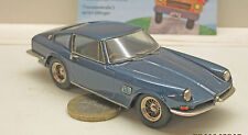 Replicars 109:   AC 428 Coupe 1963,    d'blau met.