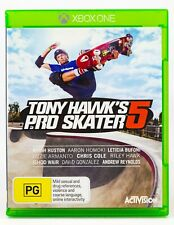 Tony Hawk's Pro Skater 5 Microsoft Xbox One XB1 Skateboarding Game