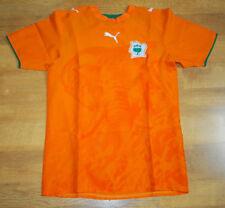 Puma Cote d Ivoire Ivory Coast 2006/2007 home shirt (Size S)