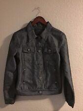 GUESS-Premium-Denim-Jean-Jacket -size -M