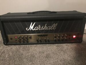Marshall Mode Four MF350 Guitar Head Amplifier - Hybrid Tube / Solid State 350W