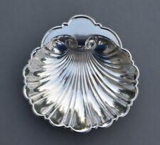 "Vintage Gorham Sterling Silver 5"" Shell Bowl #445 - 74 grams"